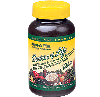 Nature's Plus Pack Source of Life 2x60comp